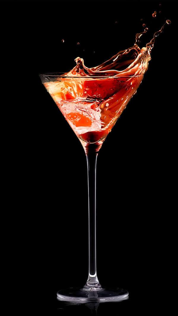 Criação de Drinks para Eventos