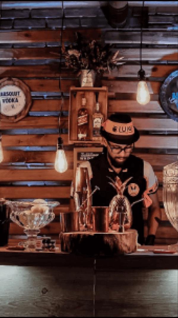 Novidades - Luigi Bartender