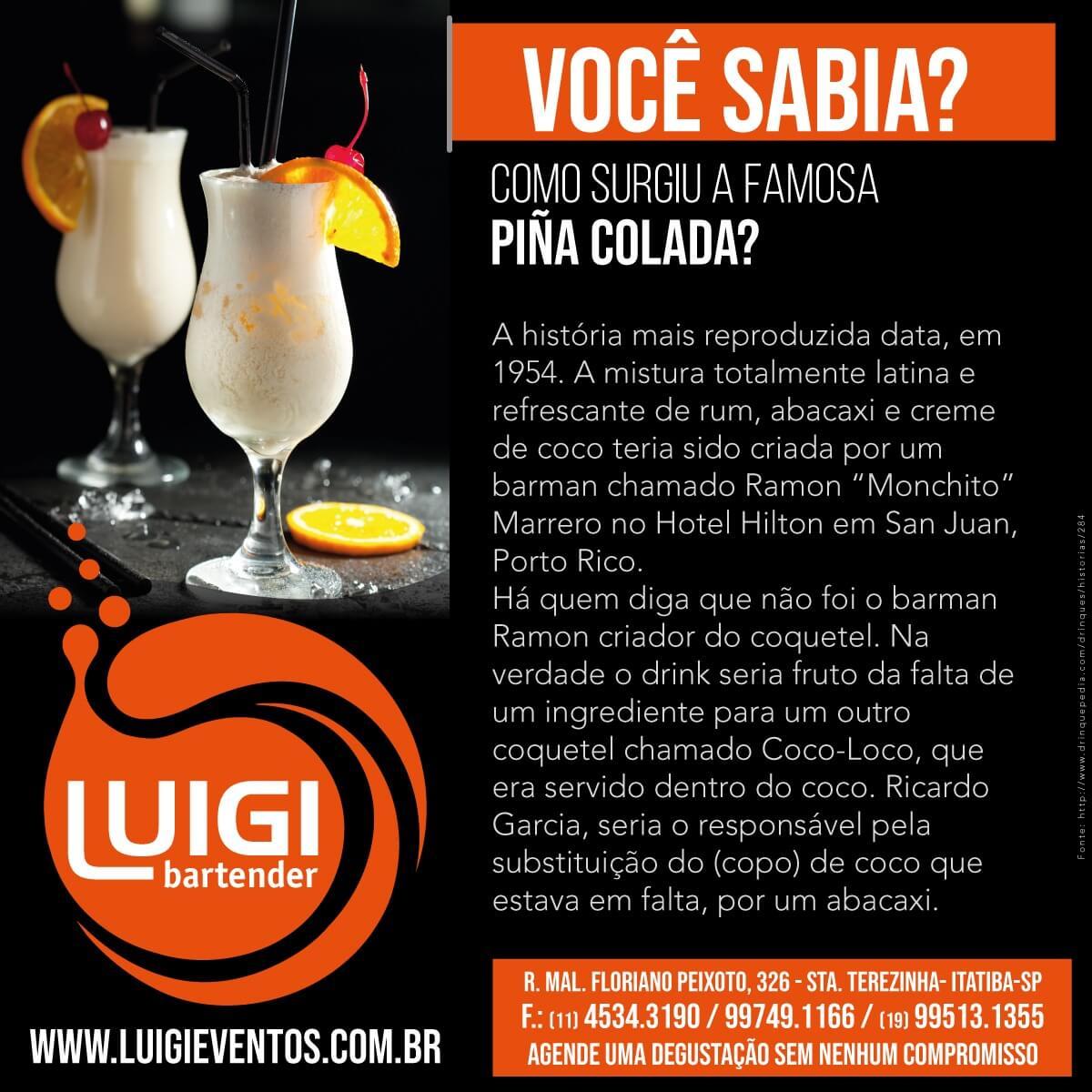 Drinks para Eventos em São Paulo